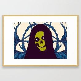 Spoopy Framed Art Print