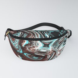 pouring emotions Fanny Pack