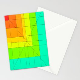 Malignant colors Stationery Cards