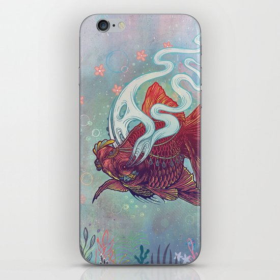 Ocean Jewel iPhone Skin