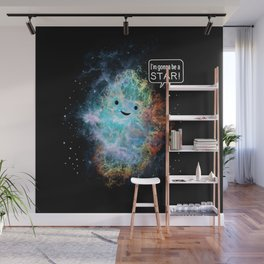 A Star Is Born Wall Mural