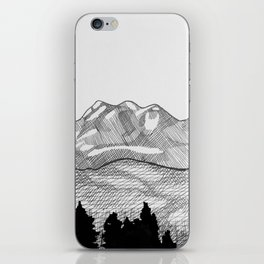 Colorado Mountains iPhone Skin