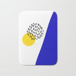 Abstract 004 Bath Mat