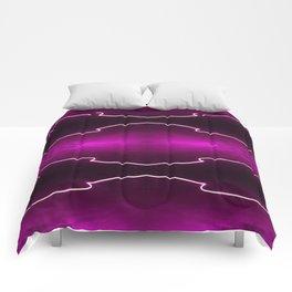 Light Trails Comforters
