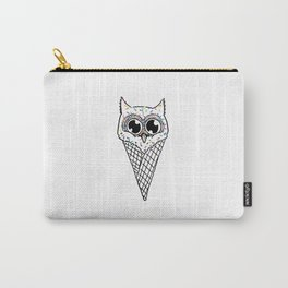 Owl Have a Waffle Cone Carry-All Pouch