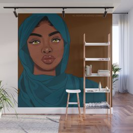 Ouuu Freckles Wall Mural