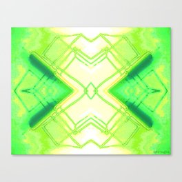 Colored Pencil  Canvas Print