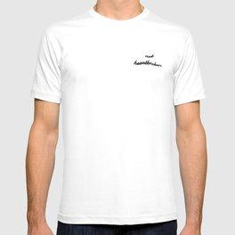 Not Heartbroken - Louis Tomlinson Inspired T-shirt