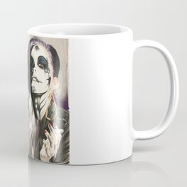 Catrina Sugar Skull Coffee Mug