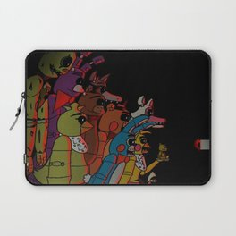 Smile At The Camera Laptop Sleeve