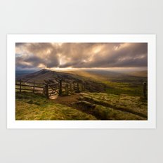 Hope Valley Art Print
