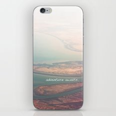 Aerial View iPhone & iPod Skin
