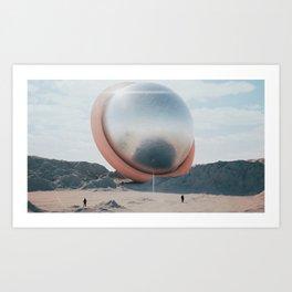 TorSphere Art Print