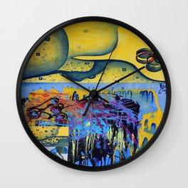 soul mirrors  Wall Clock