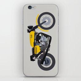 Cafe Bike iPhone Skin