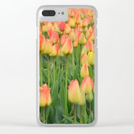 Tulips #1 Clear iPhone Case