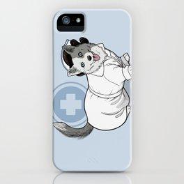 Nurse Betty Corgman iPhone Case