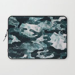 Surfing Camouflage #2 Laptop Sleeve