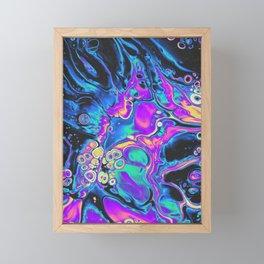 FEELS Framed Mini Art Print