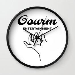 Gourm Wall Clock