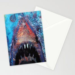 Great Whitey Stationery Cards