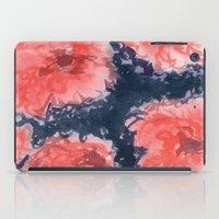 stark iPad Cases featuring Stark Blumen by Social Proper