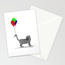 High-Tailing It Stationery Cards