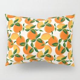 Oranges and Lemons Pillow Sham