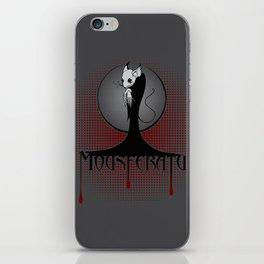 Beware the Mousferatu! iPhone Skin