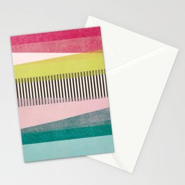 Collage composition 2A Stationery Cards