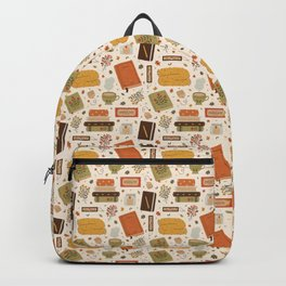 Cozy Reading Time Backpack