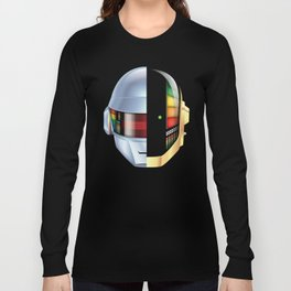 Daft Punk - Discovery variant Long Sleeve T-shirt