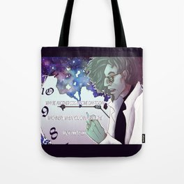 Why Be Another Cog Tote Bag