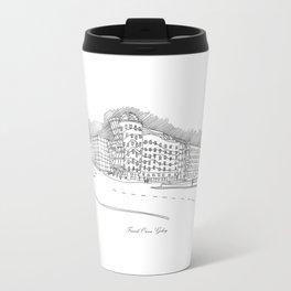 Frank Owen Gehry Travel Mug