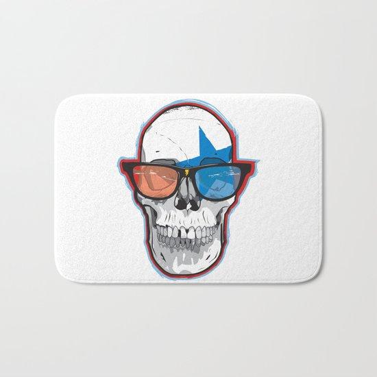 The 3D Star Punk Bath Mat