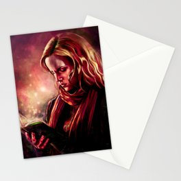 Highly Logical Stationery Cards