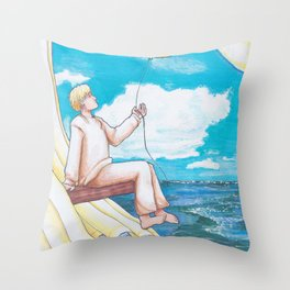 Part 1: The Realms of Day and Night Throw Pillow