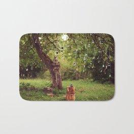Polaroid Tree Bath Mat