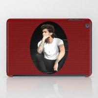 zayn iPad Cases featuring Zayn  by clevernessofyou