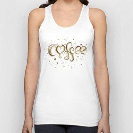Coffee Unisex Tank Top