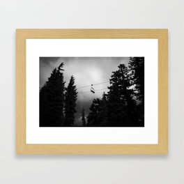 Magic Mile Framed Art Print