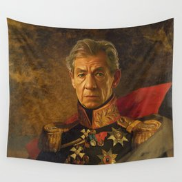 Sir Ian McKellen - replaceface Wall Tapestry