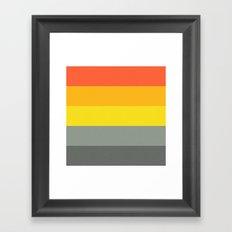 mindscape 8 Framed Art Print