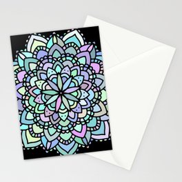 Mandala 08 Stationery Cards