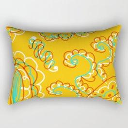 Summer Spice Rectangular Pillow