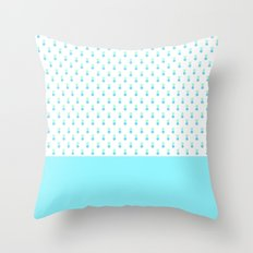 DOUBLE DOTS Throw Pillow