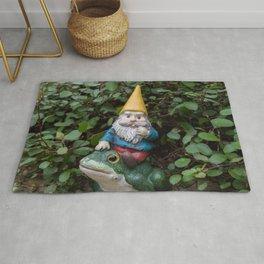 Adventure gnome Rug