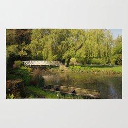 Gooderstone Water Gardens, UK Rug