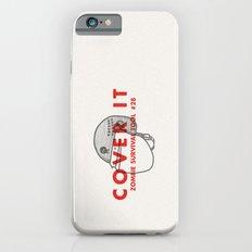Cover it - Zombie Survival Tools iPhone 6s Slim Case