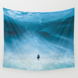 Dory is here Wall Tapestry